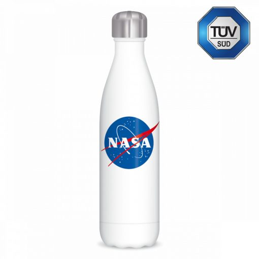 Ars Una duplafalú fémkulacs 500ml, NASA