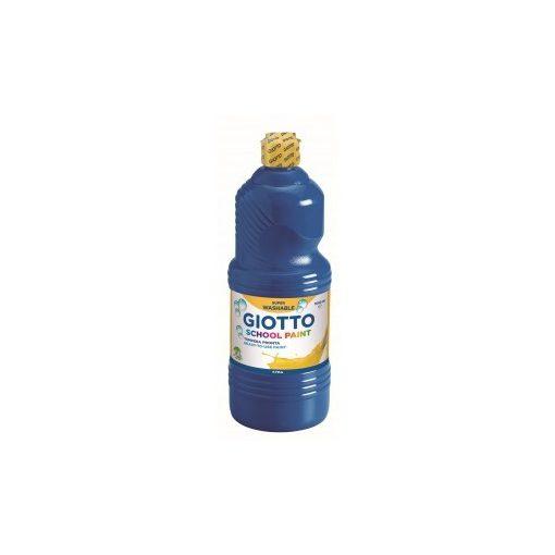 GIOTTO tempera 1000ml kék