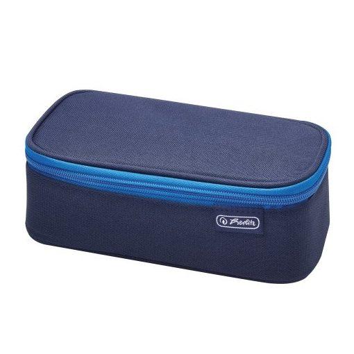 HERLITZ tolltartó bedobálós, BeatBox, Blue