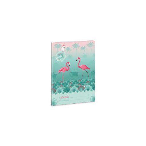 Ars Una leckefüzet A/5 32 lapos Flamingo