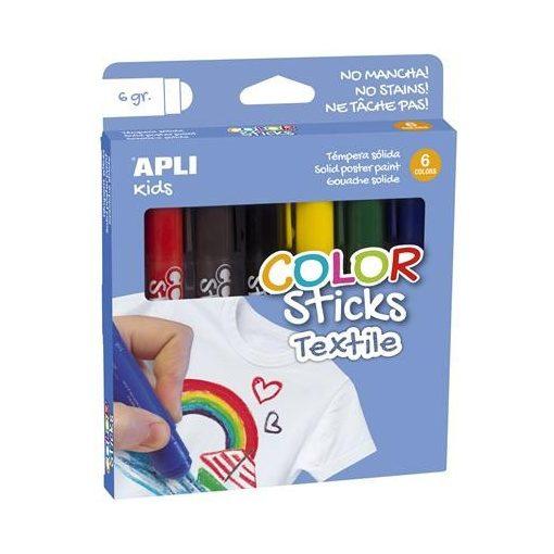 APLI kréta textilre 6db-os készlet