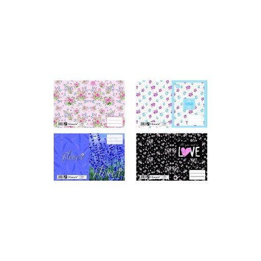 T-Creativ füzetborító A/5 Flower 10db