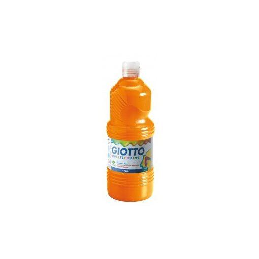 GIOTTO tempera 500ml narancssárga