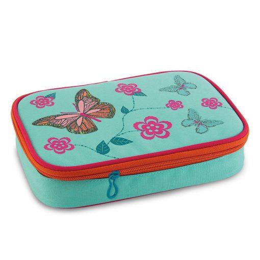 ARS UNA többszintes tolltartó Butterfly, Pillangó
